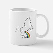 Unicorn Rainbow Wee Mug