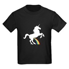 Unicorn Rainbow Wee T-Shirt