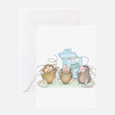 Floss Boss Greeting Card