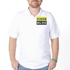 Screw Blue T-Shirt