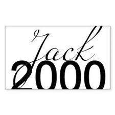 W&G - Jack 2000 Decal