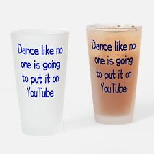 YouTube Dance Drinking Glass