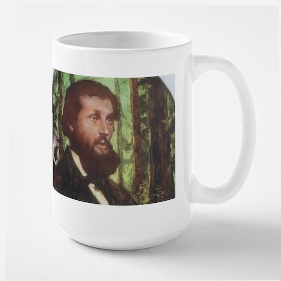 John Muir Large Mug