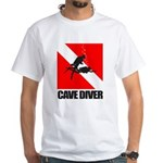 Cave Diver (blk) T-Shirt