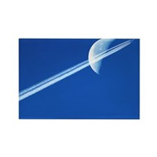 inst the Moon - Rectangle Magnet (100 pk)