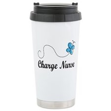 Cute Charge nurse Travel Mug