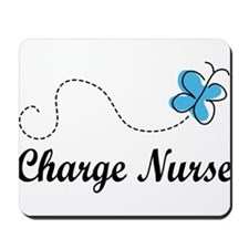 Cute Charge nurse Mousepad