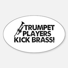 Kick Brass Decal
