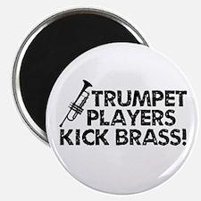 """Kick Brass 2.25"""" Magnet (100 pack)"""