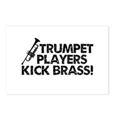 Kick Brass Postcards (Package of 8)