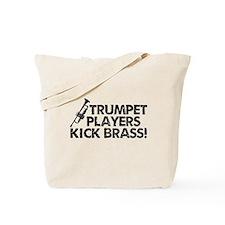 Kick Brass Tote Bag