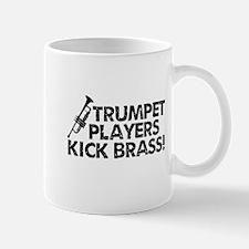 Kick Brass Mug