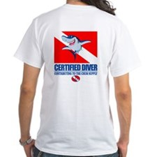 Certified Diver T-Shirt