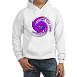 Lupus Awareness Hooded Sweatshirt