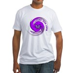 Lupus Awareness Fitted T-Shirt