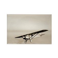 St Louis airplane - Rectangle Magnet (100 pk)