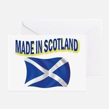 MADE IN SCOTLAND Greeting Cards (Pk of 10)