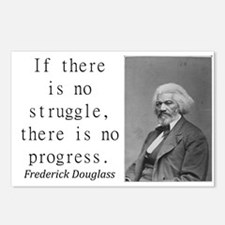 If There Is No Struggle Postcards (Package of 8)