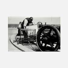 1911 - Rectangle Magnet (100 pk)