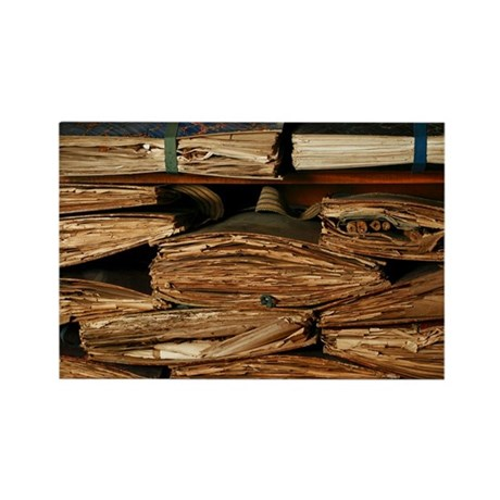 Botanical collection - Rectangle Magnet (100 pk)