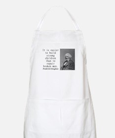 It Is Easier To Build Light Apron