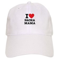 i love pachamama Baseball Baseball Cap