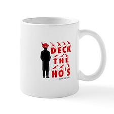 Deck the Ho's Mug