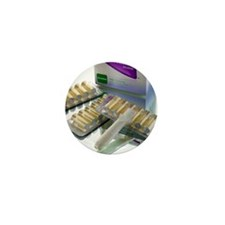 Nicotine inhalator - Mini Button