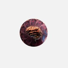 Creation, conceptual artwork - Mini Button