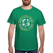 Squatch Irish Drinking Team T-Shirt