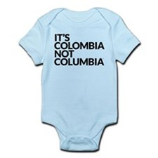 Colombia Not Columbia Body Suit