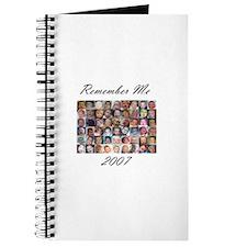 Remember Me Journal