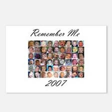 Remember Me Postcards (Package of 8)