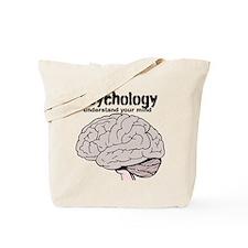 psychology Understand your Mind Tote Bag