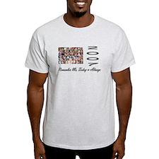 Remember Me Ash Grey T-Shirt