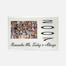 Remember Me Rectangle Magnet