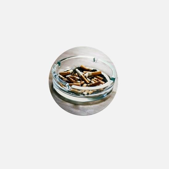 Ashtray - Mini Button