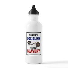 OBAMA SLAVERY Water Bottle