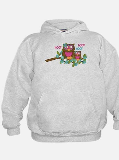 Hoot Owls Hoodie