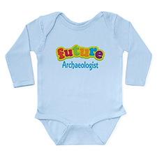Future Archaeologist Long Sleeve Infant Bodysuit