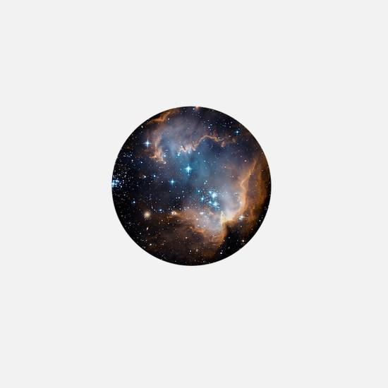 Starbirth region NGC 602 - Mini Button