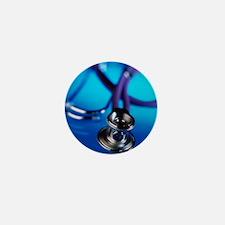 Stethoscope - Mini Button