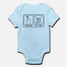 Get Irish Infant Bodysuit