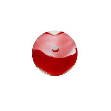 Unhealthy heart - Mini Button
