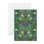 Flowery Meadow Greeting Cards (Pk of 10)