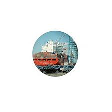 Container ship - Mini Button