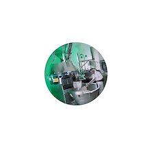 Drug manufacture - Mini Button