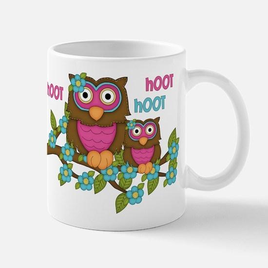 Hoot Owls Mug