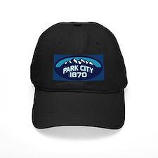Park City Ice Baseball Hat