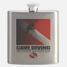 Cave Diving Flask